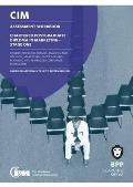 Cim - Post Graduate Diploma Level Assessment Workbook: Workbook