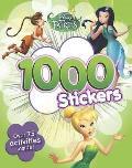 Disney Fairies 1000 Sticker Book