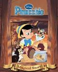 Disney Pinnochio Magical Story With Amazing Moving Picture Cover