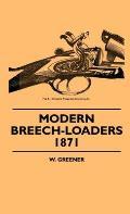 Modern Breech-Loaders 1871