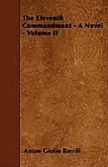 The Eleventh Commandment - A Novel - Volume II