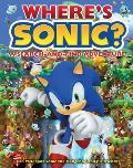 Where's Sonic?: a Sonic the Hedgehog Search-and-find Adventure