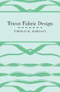 Tricot Fabric Design