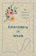 Embroidery in Wools