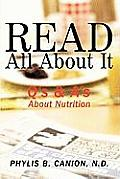 Read All about It: Q's & A's about Nutrition