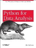 Python For Data Analysis 1st Edition