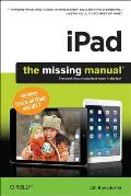 iPad The Missing Manual 6th Edition