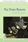 Piet Potter Returns: A Piet Potter Mystery