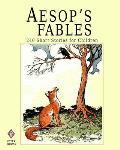 Aesops Fables 240 Short Stories for Children Illustrated