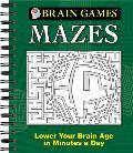 Brain Games Mazes