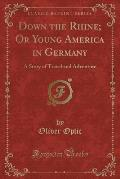 Down the Rhine; Or Young America in Germany: A Story of Travel and Adventure (Classic Reprint)