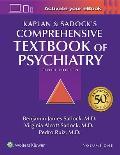 Kaplan and Sadock's Comprehensive Textbook of Psychiatry