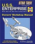 Star Trek USS Enterprise NX 01 NCC 1701 NCC 1701 A NCC 1701 E Owners Workshop Manual