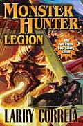 Monster Hunter Legion Monster Hunter International Book 4