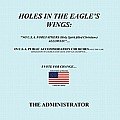 Holes in the Eagles Wings: Churches Are Marxism Holes Per Separation of Church and State