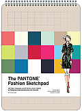 Pantone Fashion Sketchpad 420 Figure Templates & 60 Pantone Color Palettes for Designing Looks