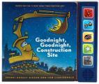 Goodnight Goodnight Construction Site Sound Book