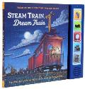 Steam Train Dream Train Sound Book