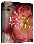 Pretty Peonies 20 Different Notecards & Envelopes