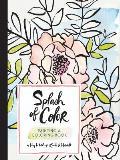 Color Bk-Splash of Color Paint