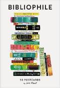 Bibliophile 50 Postcards