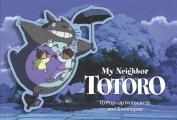 My Neighbor Totoro Pop Up Boxed Blank Notecards