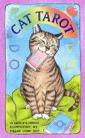 Cat Tarot 78 Cards & Guidebook