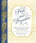 Pride & Prejudice The Complete Novel with Nineteen Letters from the Characters Correspondence Written & Folded by Hand