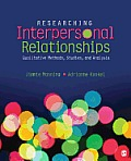 Researching Interpersonal Relationships Qualitative Methods Studies & Analysis