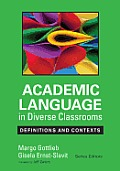 Academic Language In Diverse Classrooms Definitions & Contexts