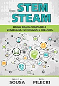 From Stem to Steam Using Brain Compatible Strategies to Integrate the Arts