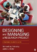 Designing & Managing A Research Project A Business Students Guide 3rd Edition