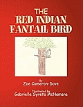 The Red Indian Fantail Bird