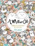 Million Cats Fabulous Felines to Color