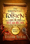 Essential Tolkien Trivia & Quiz Book A Middle Earth Miscellany