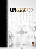 Bible NLT Uncensored Truth for New Beginnings