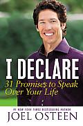 I Declare 31 Promises to Speak Over Your Life