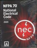 National Electrical Code 2020 Edition Softcover NEC