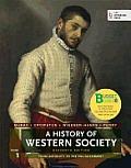 History Of Western Society Volume I