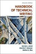 HANDBOOK OF TECHNICAL WRITING 11E