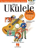Play Ukulele Today Starter Pack Includes Levels 1 & 2 Book CDs & a DVD