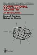 Computational Geometry: An Introduction