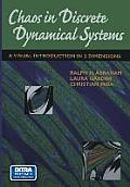 Chaos in Discrete Dynamical Systems: A Visual Introduction in 2 Dimensions