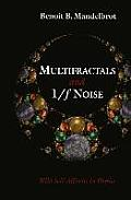 Multifractals and 1/ƒ Noise: Wild Self-Affinity in Physics (1963-1976)