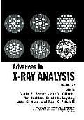 Advances in X-Ray Analysis: Volume 30