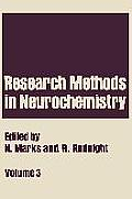 Research Methods in Neurochemistry: Volume 3