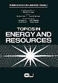 Topics in Energy and Resources