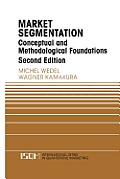 Market Segmentation: Conceptual and Methodological Foundations