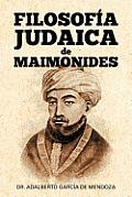Filosof a Judaica de Maimonides