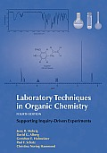 Lab Techniques in Organic Chemistry 4th edition